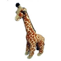 Giraffe Plushed Stuffed Toy Geronimo 85cm