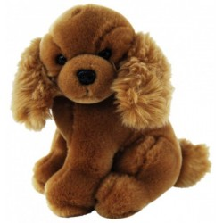 Cocker Spaniel Puppy Plush Toy 16cm by Elka Toys