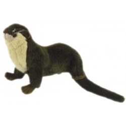 Otter Plush Stuffed Toy 30cm by Elka Toys