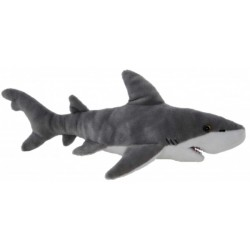Grey Shark 32cm By Elka Toys