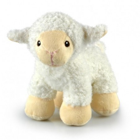 Sheep Lamb Peepers White Baby Safe 20cm