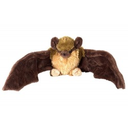 Brown Bat Plush Toy by Wild Republic