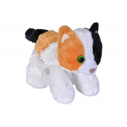 Calico Cat Plush Toy by Wild Republic