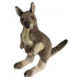 Kangaroo Tracy soft toy by Bocchetta Plush Toys