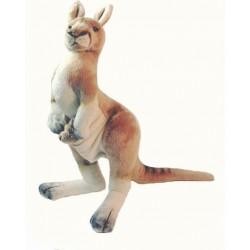 Kangaroo Tess plush toy by Bocchetta Plush Toys