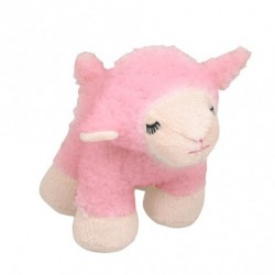 Sheep Lamb Peepers Pink Baby Safe 15cm