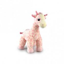 Giraffe Pink Twinkles Baby Safe Plush Toy 16cm