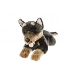 Australian Kelpie dog Gismo soft toy by Bocchetta Plush Toys