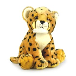 Cheetah  Plush Toy  23cm by Korimco