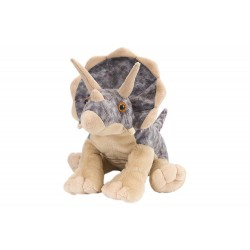 Triceratops 30cm Plush Toy by Wild Republic