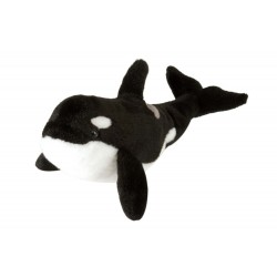 Orca Whale Plush Stuffed Toy by Wild Republic
