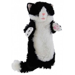 Cat Puppet Long Sleeved by Elkja Toys
