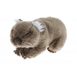 Wombat Tina stuffed plush toy by Bocchetta Plush Toys