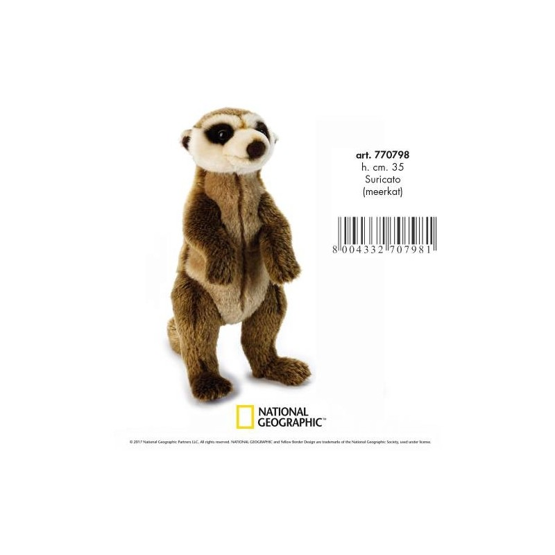 Sloth Plush Stuffed Toy by National Geographic