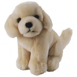 Labrador Yellow Sharah 16cm by Elka Toys