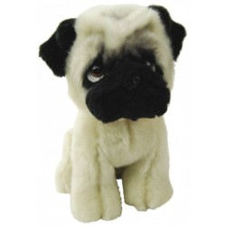Pug Marlowe Plush Toy 18cm by Elka Toys