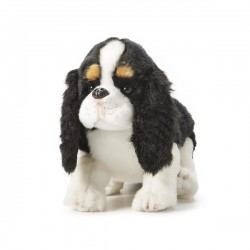 Cavalier King Charles Spaniel Plush Toy by Nat & Jules