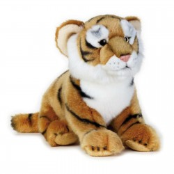 Tiger Bengal Cub  Plush Stuffed Toy by National Geographic