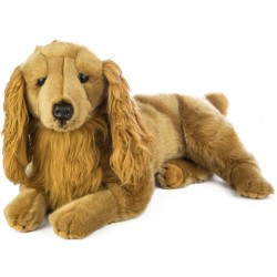 Cocker Spaniel Lexie Plush Toy by Bocchetta Plush Toys