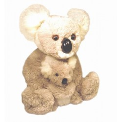 Koala Pippa & Pippi plush toy by Bocchetta Plush Toys