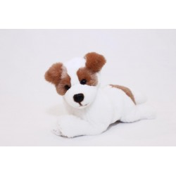 Jack Russell Dog plush toy Flick  by Bocchetta Plush Toys