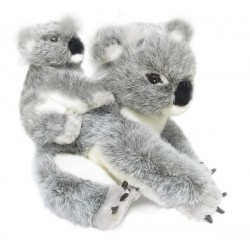 Koala Kelly & Kiri soft toy by Bocchetta Plush Toys