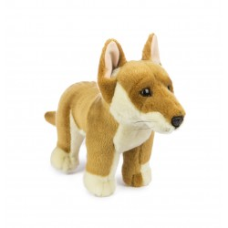 Dingo Plush Stuffed Toy Frazer by Bocchetta Plush Toys