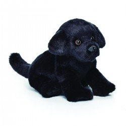 Black Labrador Small Plush...