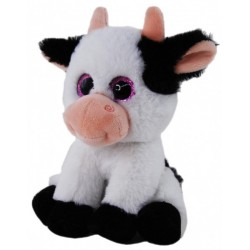 Cow Plush Toy Noisy 16cm by Elka Toys
