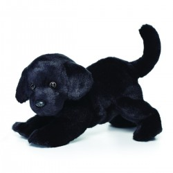 Black Labrador Large Plush...