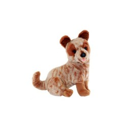 Australian Cattle Dog Bluey plush toy by Bocchetta Plush Toys