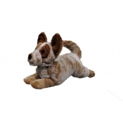 Australian Cattle Dog Rusty by Bocchetta Plush Toys