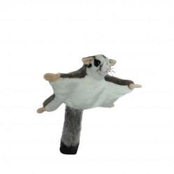 Australian Squirrel Glider - Frisbee Plush Toy by Bocchetta
