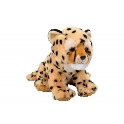 Cheetah Plush Toy Cuddlekins by Wild Republic