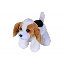 Beagle or Hound Plush Toy by Wild Republic