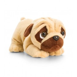 Pug Pugsley With Sound  26cm Keel Toys