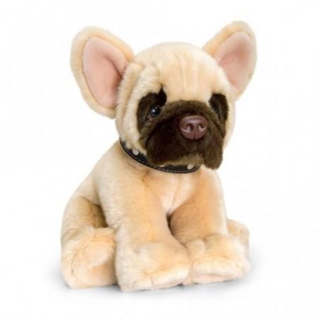French Bulldog Rascal Plush Stuffed Toy by Keel Toys