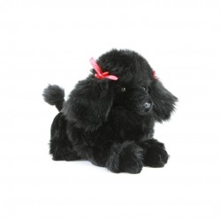 Poodle Romeo plush toy by Bocchetta Plush Toys