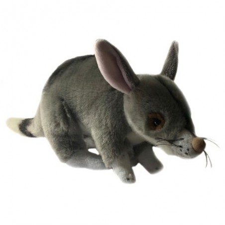 Bilby Benny plush toy by Bocchetta Plush Toys