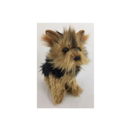 Yorkshire Terrier Archie by Bocchetta Plush Toys