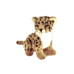 Cheetah Calypso soft toy by Bocchetta Plush Toys