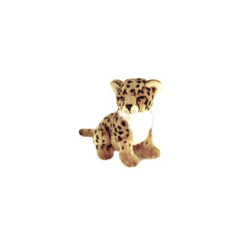 Cheetah Calypso soft toy by Bocchetta Plush Toys