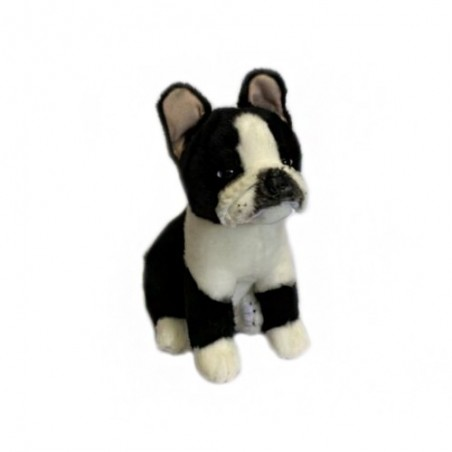 French Bulldog Dog Pierre by Bocchetta Plush Toys