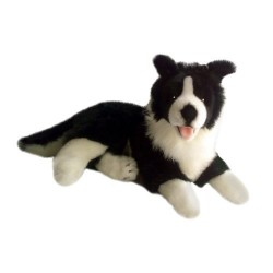 Border Collie plush toy by Bocchetta - Starsky Plush Toys