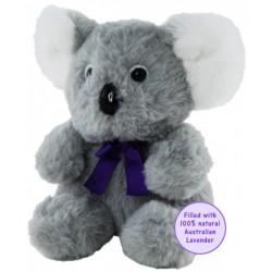 Lavender Koala ( with Australian lavender) Plush Toy Bear