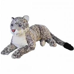 Snow Leopard Jumbo Cuddlekins Extra Large stuffed plush toy by Wild Republic 76 cm (30 in)