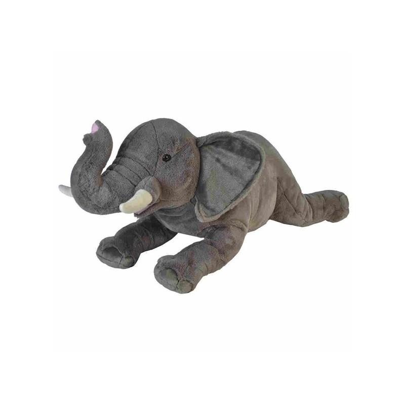 African Elephant Jumbo  Extra Large stuffed toy by Wild Republic $7.95 Postage