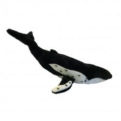 Humpback Whale Plush Stuffed Toy Humphrey by Bocchetta Plush Toys