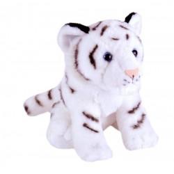 White Tiger Cub Plush Stuffed Toy by Wild Republic
