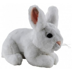 Bunny Rabbit 20cm Snow  by Elka Toys.
